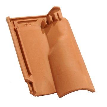 Accessoire terre cuite d'EDILIANS : Tuile de ventilation AQUITAINE Rouge