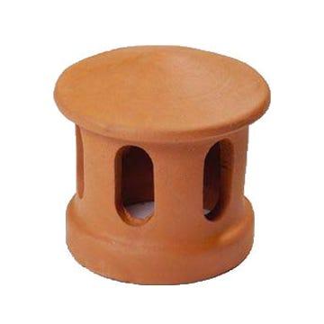 Accessoire terre cuite d'EDILIANS : Lanterne 100 Lc Domitia