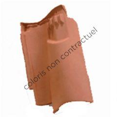 Teja de ventilacion Canal S (seccion = 37 cm²) Paisaje